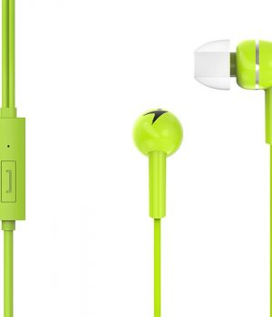 Auricular Genius Hs-m300 Verde Simple In-ear Headphone
