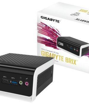 Mini PC Brix Gigabyte GB-BLCE-4105C BWAR Intel Lake J4105 DDR4