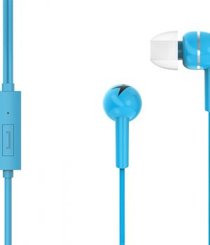 Auricular Genius Hs-m300 Azul Simple In-ear Headphone