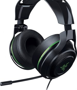 AURICULAR RAZER MANO WAR 7.1LIMITED RAZER GREEN EDITION