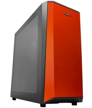 GABINETE RAIDMAX DELTA I Black/Orange 13WO
