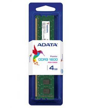 Memoria ADATA DDR3 4GB 1600Mhz Premier