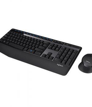Teclado y Mouse LOGITECH MK345 Wireless Combo USB Español