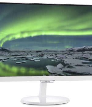 Monitor 23″ PHILIPS 237E7 MHL HDMI E-line Blanco IPS