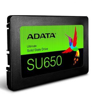 Disco Rigido SSD ADATA 480GB SU650 3D Nand 2.5″ Sata 6gb/s