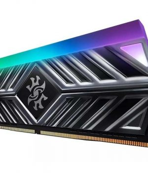 MEMORIA ADATA DDR4 8GB 3000Mhz XPG SPECTRIX D41 RGB AURA BLACK