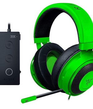 Auricular Gamer Razer Kraken Tournament Edition Green