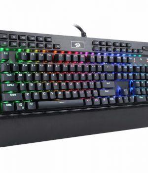 Teclado Gamer Redragon K550 YAMA Negro RGB ESPAÑOL Mec