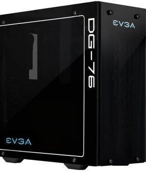 Gabinete EVGA DG-76 Matte Black Vidrio Templado