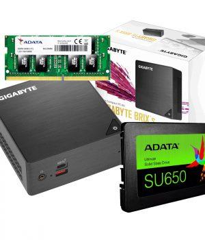 MINI PC GIGABYTE BRIX BRI5H-8250 I5-8250U 8GB 480GB