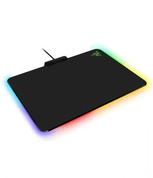 MOUSE PAD GAMER RAZER FIREFLY CLOTH ILUMINACION CHROMA