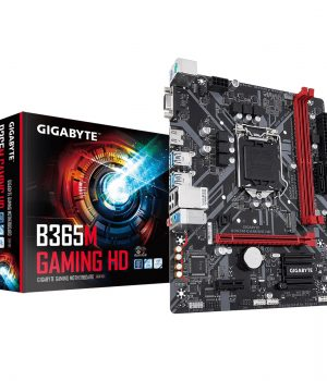 MOTHER GIGABYTE B365M GAMING HD DDR4 9NA GEN SOCKET 1151