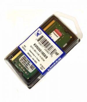 MEMORIA KINGSTON SODIMM DDR4 8GB 2666MHZ CL19 1.2V 16 GBIT