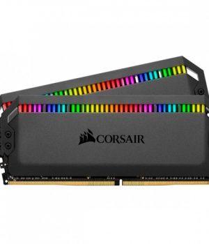 MEMORIA RAM 16GB CORSAIR 3200MHZ DOMINATOR PLATINUM RGB 2X8GB