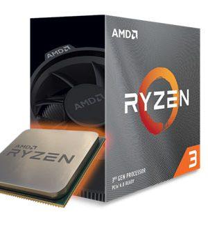 MICRO AMD RYZEN 3 3100 3.9GHZ AM4