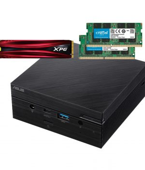 MINI PC ASUS PN50-B RYZEN 3 4300U 16GB 512GB M.2 2280